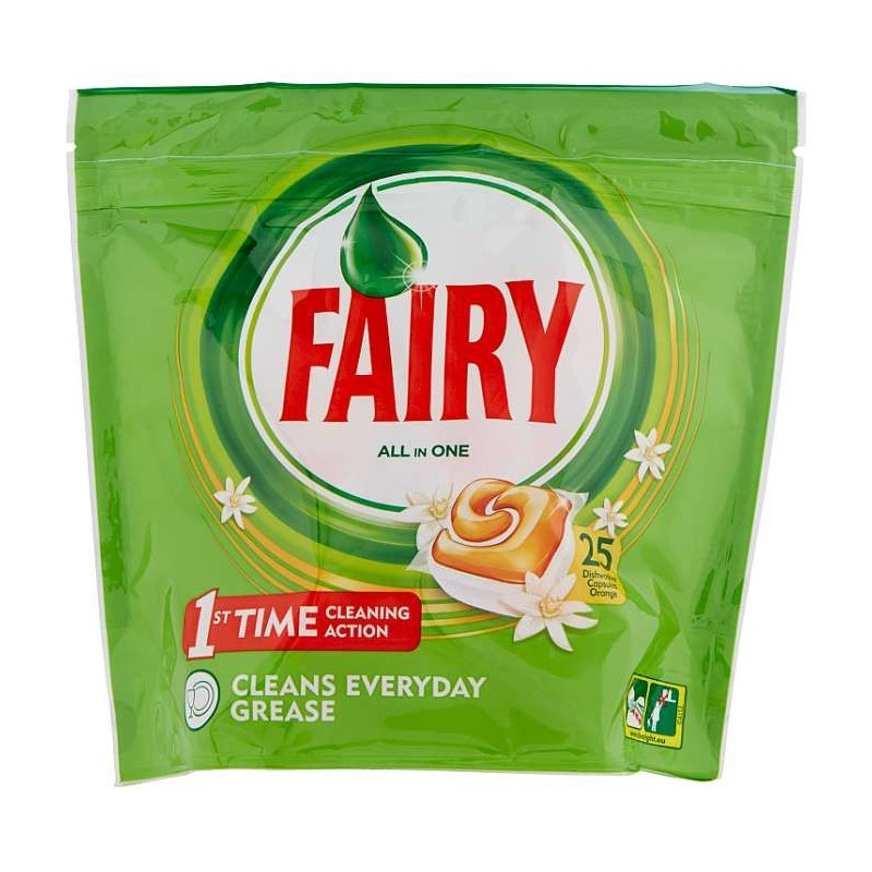 Fairy Caps All in One -...