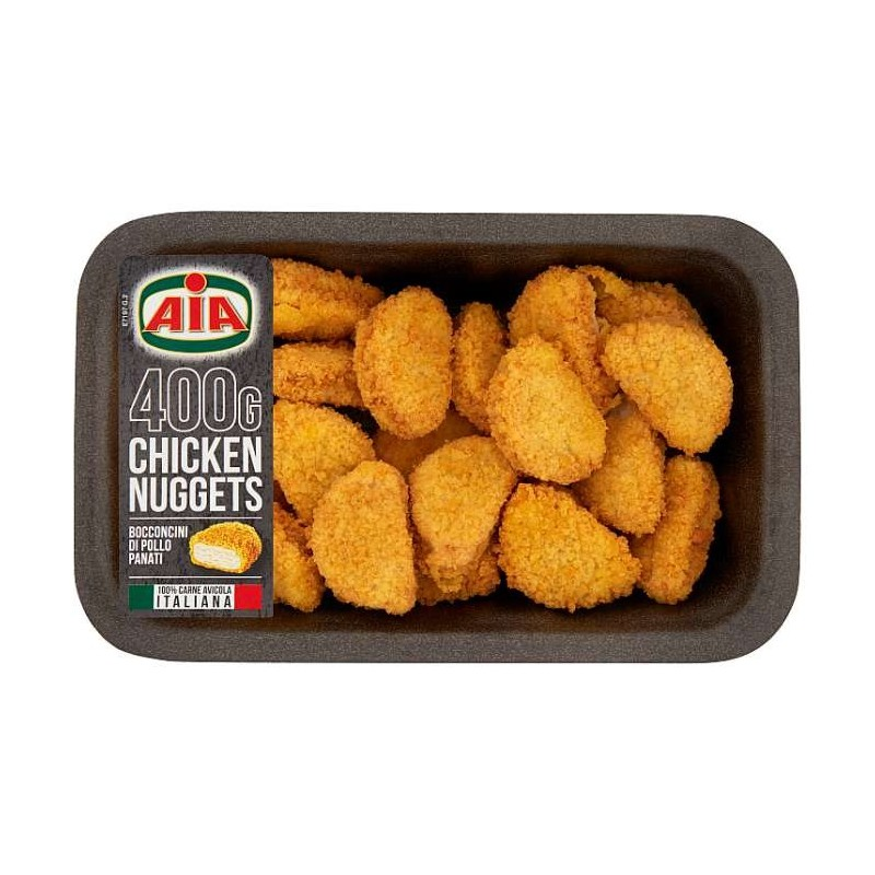 Aia Chicken Nuggets 0,400 kg