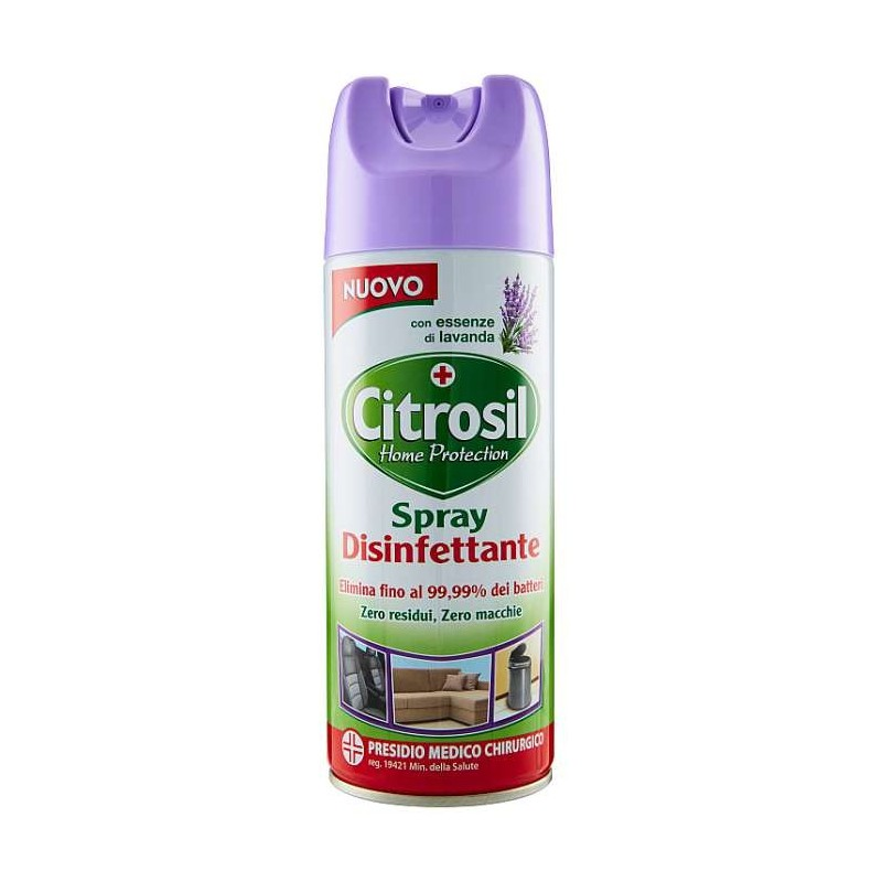 Citrosil Home Protection...